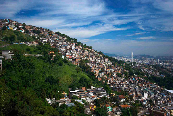 Rio Favela The Scaling Challenge