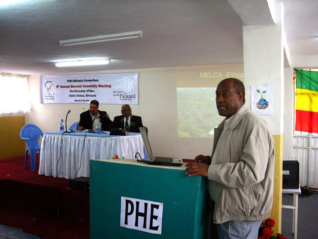 PHE Ethiopia Consortium Conference