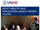 USAID Egypt's Health and Population Legacy Review