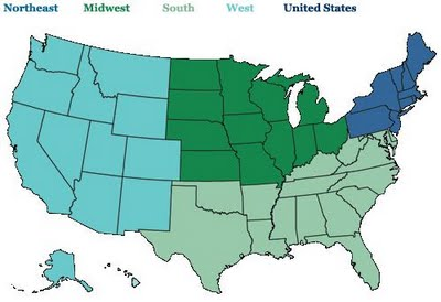 Interactive US Map Shows Population Energy and Climate Data by State