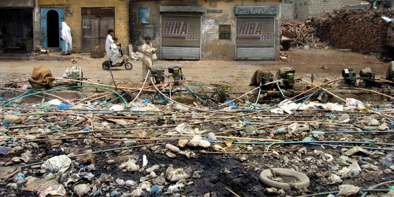 environment crime and disease of pakistan Pollution and pollution in pakistan by: aisha zeb kohat, pakistan definition • pollution is the introduction of contaminants into an environment that causes instability, disorder, harm or discomfort to the ecosystem ie physical systems or living organisms.