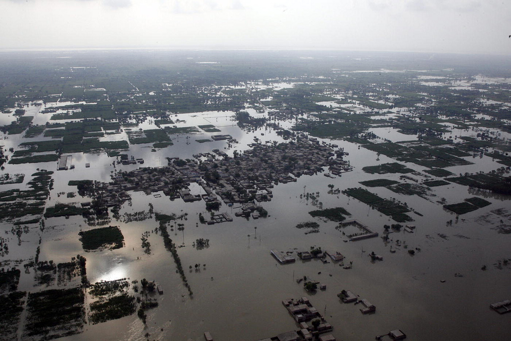 catastrophic floods,