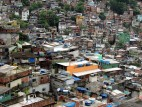 Pop at Rio+20: Favelas and Protests
