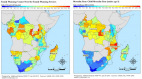 Mapping Demographics in WWF Priority Conservation Areas