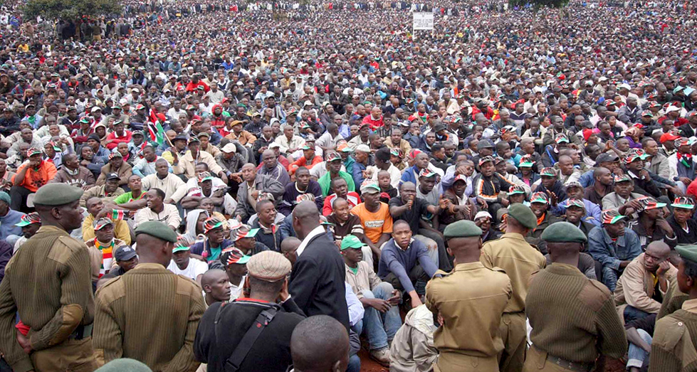 Tackling Youth Unemployment, Instability in Kenya
