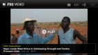 PBS 'NewsHour' Reports on Reasons for Optimism Amid Niger's Cyclical Food Crises