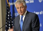 """Greening"" the Military An Issue at Chuck Hagel Hearings?"