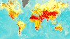 Aqueduct Water Risk Atlas Shows Detailed View of Global Water Vulnerability