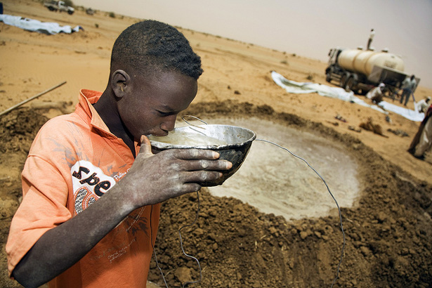 A Global Thirst for Water Security