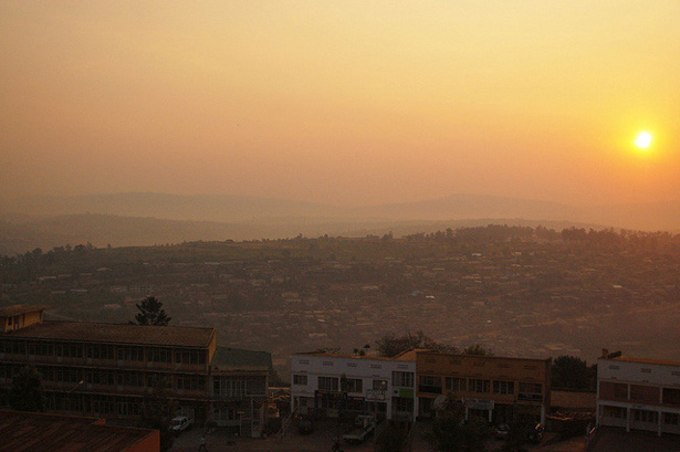 Kigali Sunset