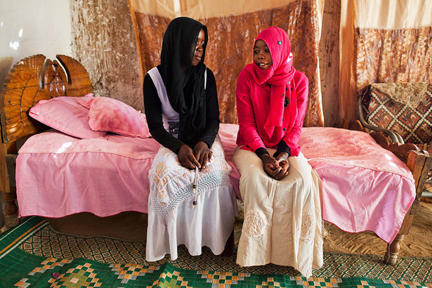 Child brides in Darfur