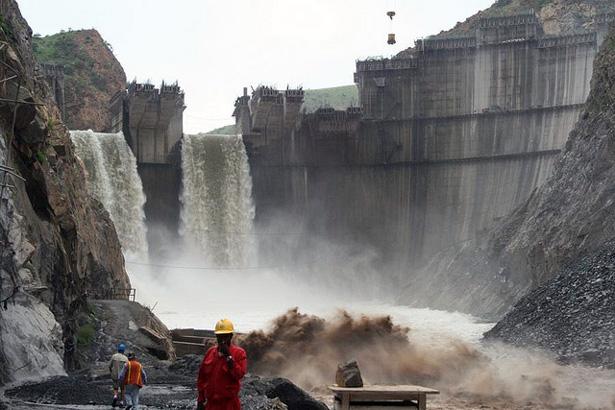 Tekeze Dam, Ethiopia