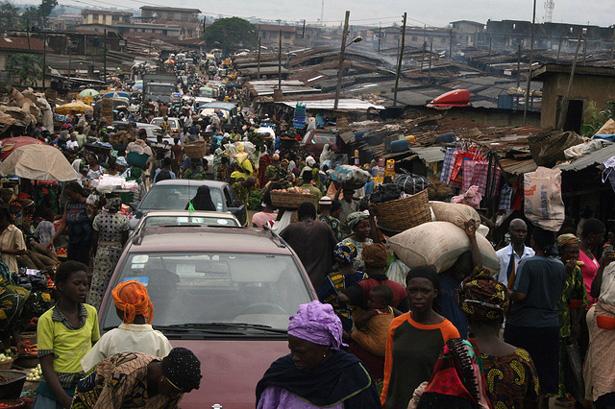 Ibadan Streets