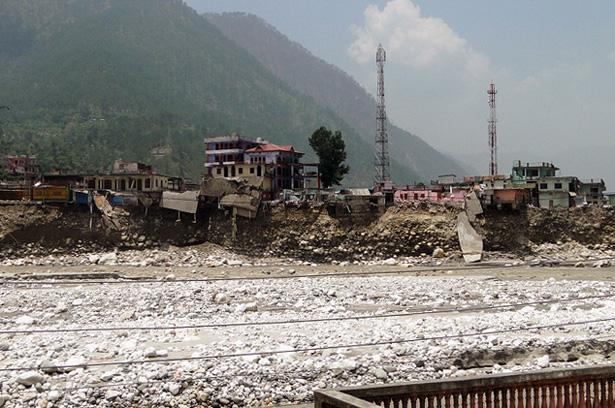 Uttarkhand Flooding