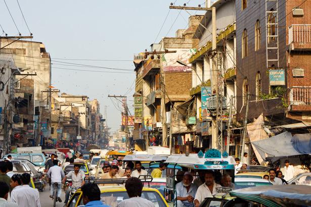 Rawalpindi-urbanization