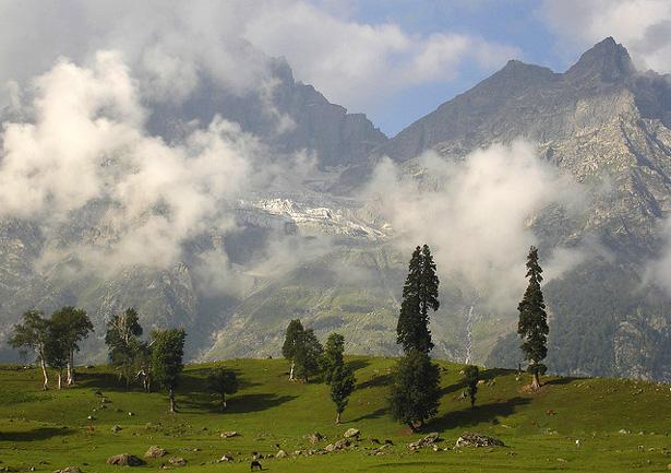 himalayan-ridge
