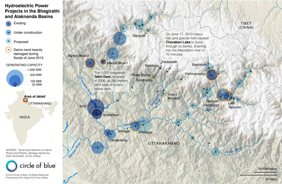 ChokePoint_India_Dams_Map