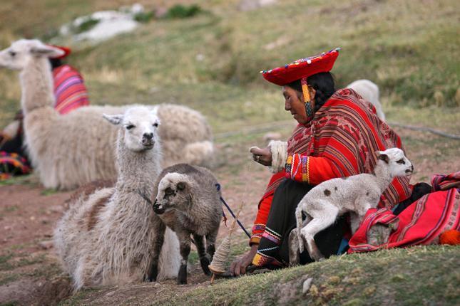 peruvian-woman
