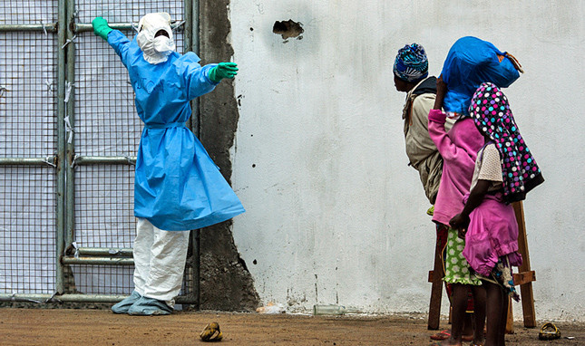 MISTRUST: THE ROOT OF THE EBOLA TRAGEDY