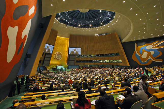 Reset for International Development? UN Debates What to Include in