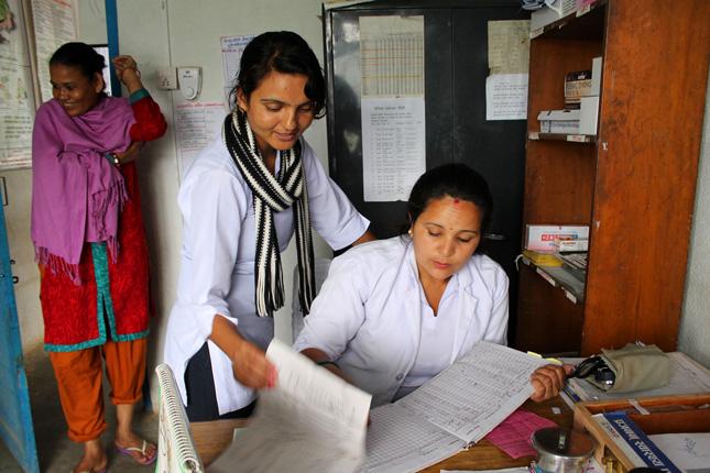 Nepal_clinic