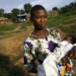 Ghana mother