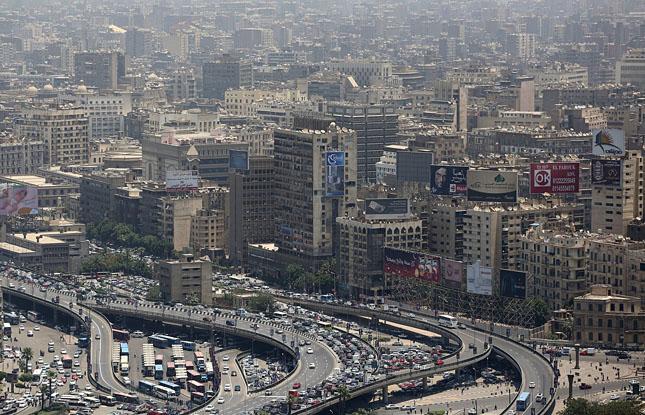 Cairo-cityscape