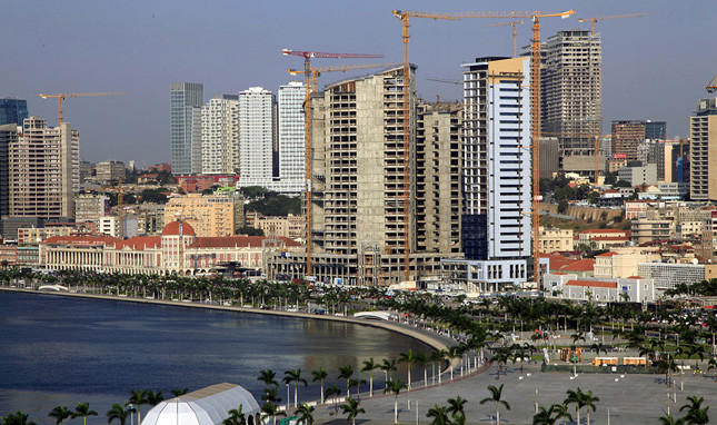 ANGOLA'S STRIKING INEQUALITY AND THE OIL BEHIND IT