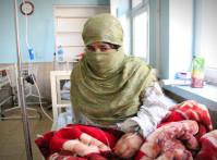 Afghan mother