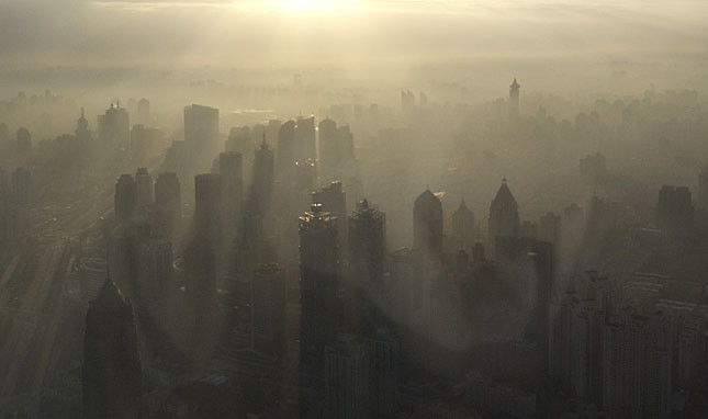 "CHINA'S LATEST WEAPON IN ""WAR ON POLLUTION"""