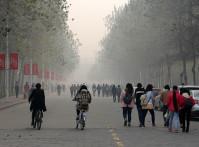 anyang china smog