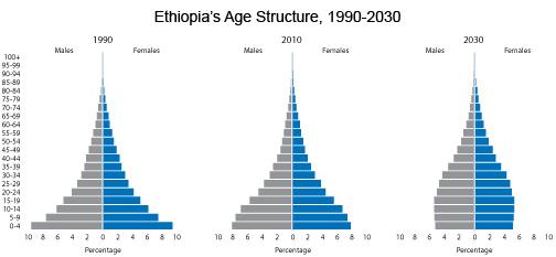 Ethiopia-age-structure