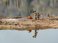 India-Reflection