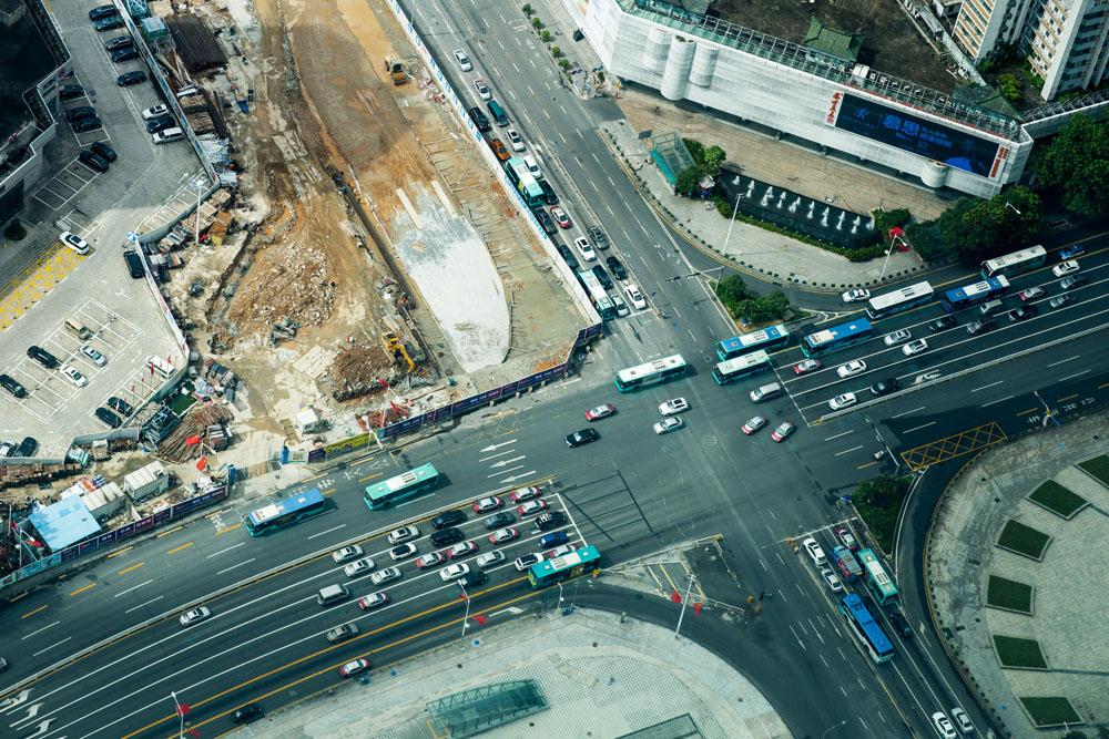 Streets of Shenzhen