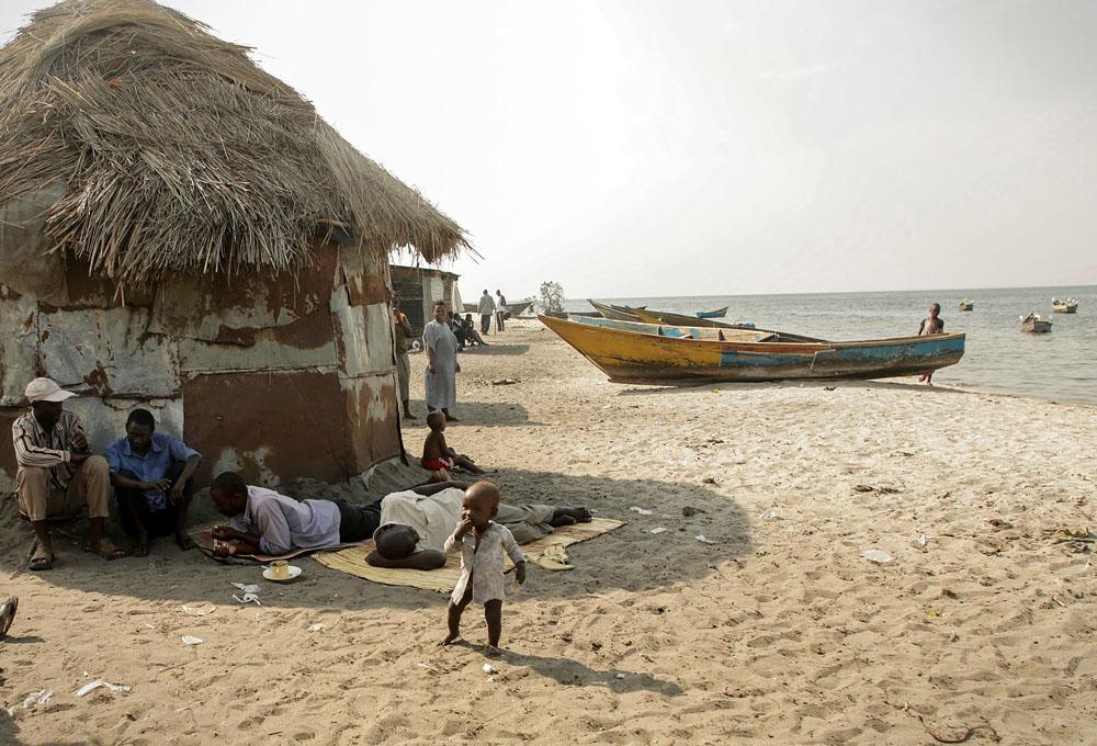 Kachanga landing site