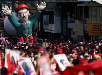 Venezuela-Chavez-rally