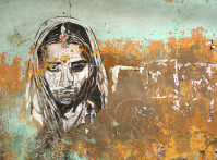 Delhi street art