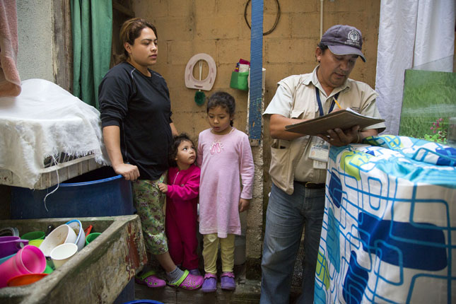 Guatemala City Zika