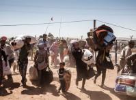 Syria to Turkey crossing
