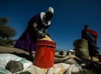 Tanzania food market