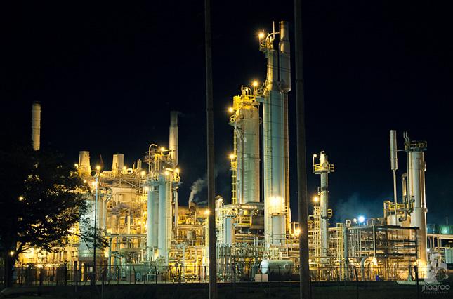 Trinidad-industry