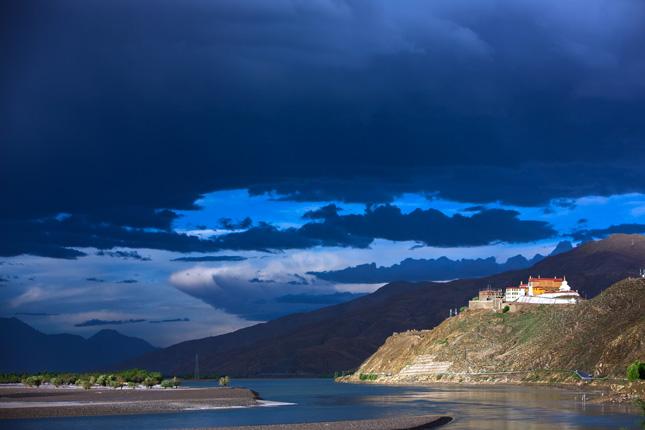 Tibet-Temple
