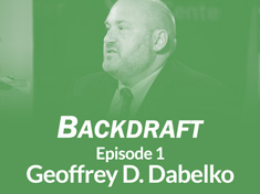 """New """"Backdraft"""" Podcast Series, on the Peace and Conflict Consequences of Climate Responses"""