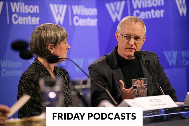 Friday Podcasts