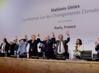 Roger-Mark De Souza Provides a Status Report on the Paris Climate Agreement