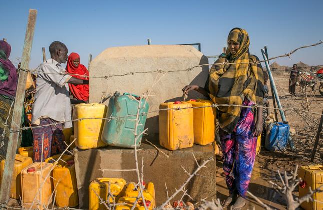Somalia-Water