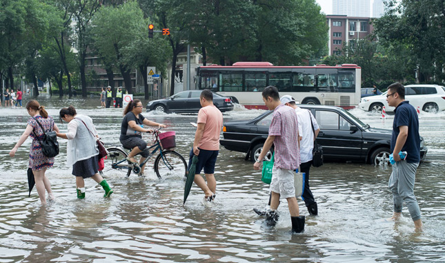 China-Flooding
