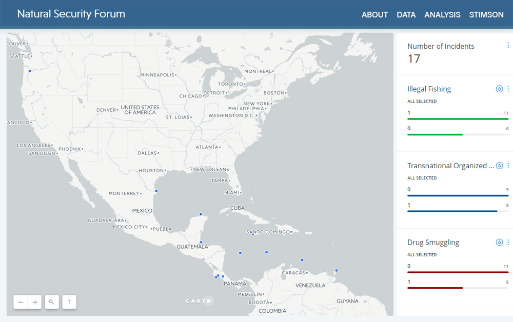 for Criminals: Mapping the Security Threats of Illegal ... on