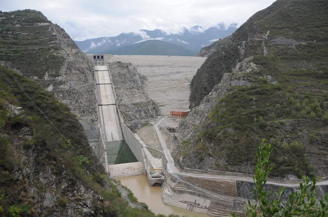 Tehri-Dam
