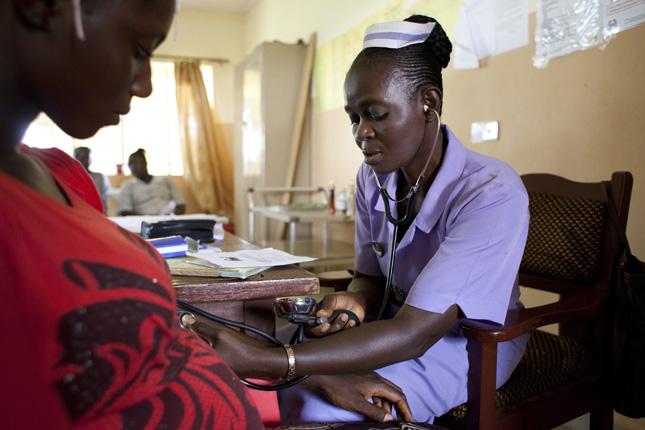 Midwife-Sierra-Leone